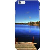 Brereton Lake iPhone Case/Skin