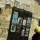 Mombasa - Old Zanzibar. by Jean-Luc Rollier