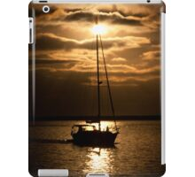 Sun Set Sail iPad Case/Skin