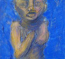 Egyptian Girl by Niki Hilsabeck