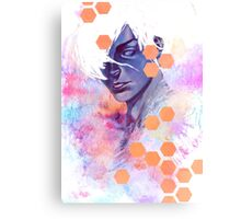 Hexed Canvas Print