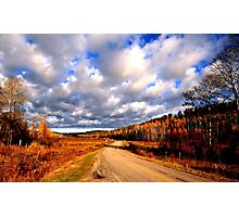Whiteshell Provincial Park, Manitoba, Canada Photographic Print