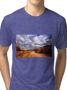 Whiteshell Provincial Park, Manitoba, Canada Tri-blend T-Shirt
