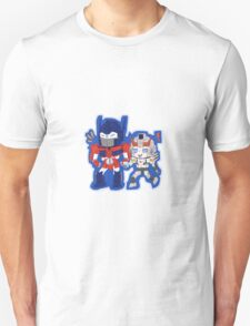 Optimus Prime and Prowl T-Shirt