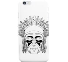 NATIVE BIG CHIEF iPhone Case/Skin