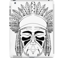 NATIVE BIG CHIEF iPad Case/Skin