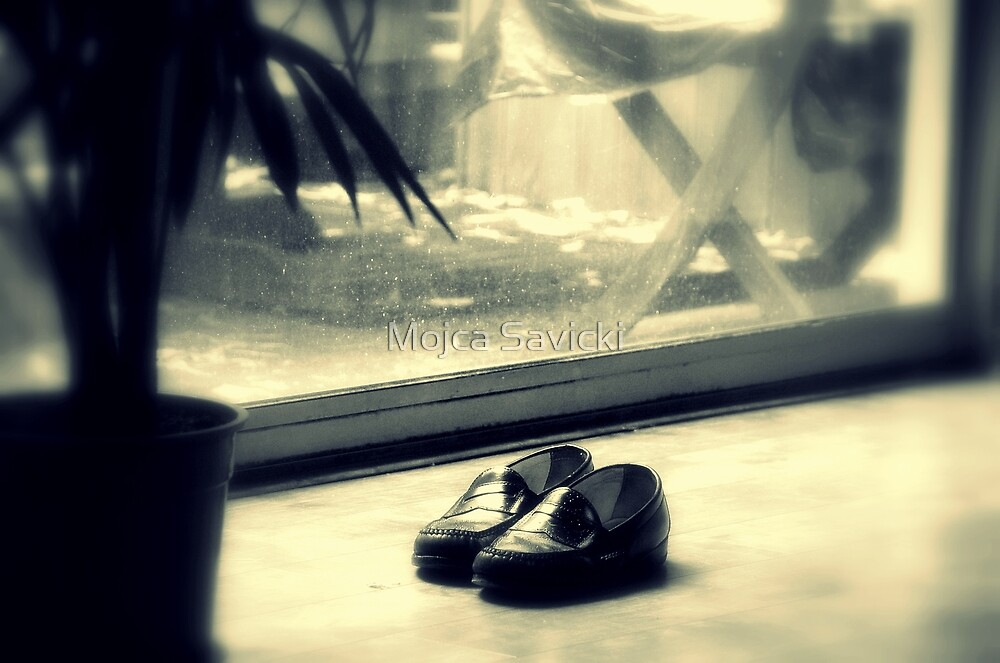 Rainy Day by Mojca Savicki