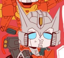 Rodimus and Drift Sticker