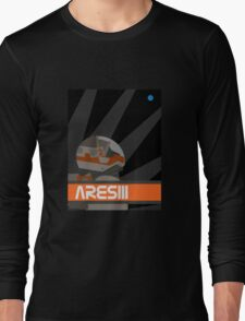 The Martian - Ares III Long Sleeve T-Shirt