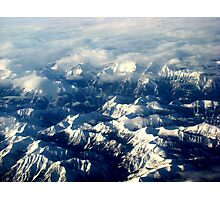 Splendour Of The Rockies Photographic Print