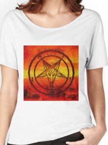 Satanism by Sarah Kirk Women's Relaxed Fit T-Shirt