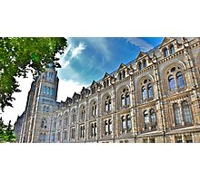 Natural History Museum Exterior Photographic Print