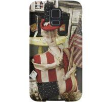 Patriotic Samsung Galaxy Case/Skin