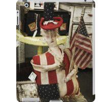 Patriotic iPad Case/Skin