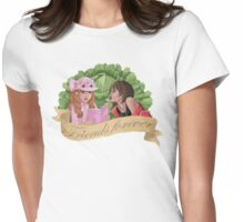 Kamikaze Girls - Friends Forever! Womens Fitted T-Shirt