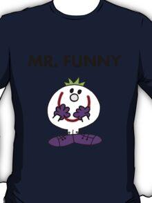 The Joker - Mr Funny T-Shirt