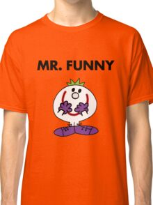 The Joker - Mr Funny Classic T-Shirt