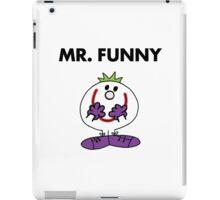 The Joker - Mr Funny iPad Case/Skin