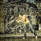 The splash  by Etienne RUGGERI Artwork