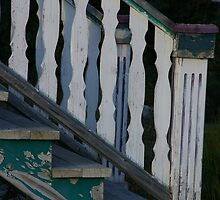 Don't Stair - Just Get Out Your Paint Brush And Fix Me by David McMahon