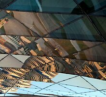 BMW Welt: Refractions by Kasia-D