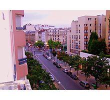 rue Linois central Paris!!! Photographic Print