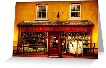 Bookshop by ajgosling