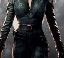Black widow - the spy Sticker