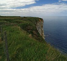 Clifftops by WatscapePhoto