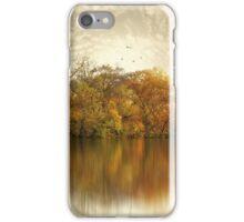 Floating Foliage iPhone Case/Skin
