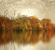 Floating Foliage by Jessica Jenney