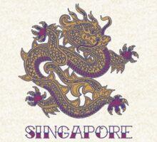 Dragon Singapore by Zehda