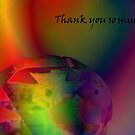 Thank you Card by sarnia2