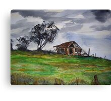 Shack Canvas Print
