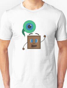 Septiceye Sam & Tiny Box Tim T-Shirt