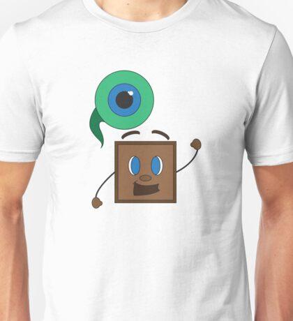 Septiceye Sam & Tiny Box Tim Unisex T-Shirt