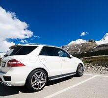 Mercedes-Benz ML 63 AMG by Division