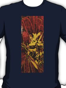 Imagination in Reds and Yellows T-Shirt