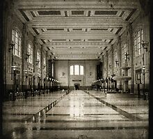 North Hall Union Station - Kansas City, Missouri by Robert Baker