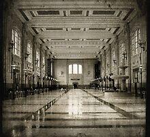North Hall Union Station - Kansas City, Missouri by Robert Baker