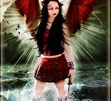 Harpy - Siren - Kalli McCandless by prelandra