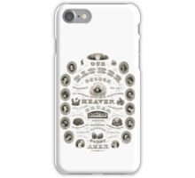 Masonic Lord's Prayer iPhone Case/Skin