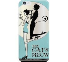 The Cats Meow Day iPhone Case/Skin