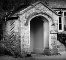Old School House ©  by Dawn M. Becker