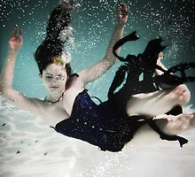 Fall into the Deep - Underwater - Kalli McCandless 2 by prelandra