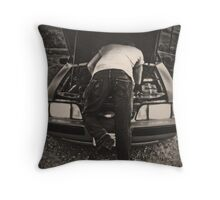 Todd LaPointe, Mustang Throw Pillow