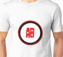 Blood Type AB +  Unisex T-Shirt