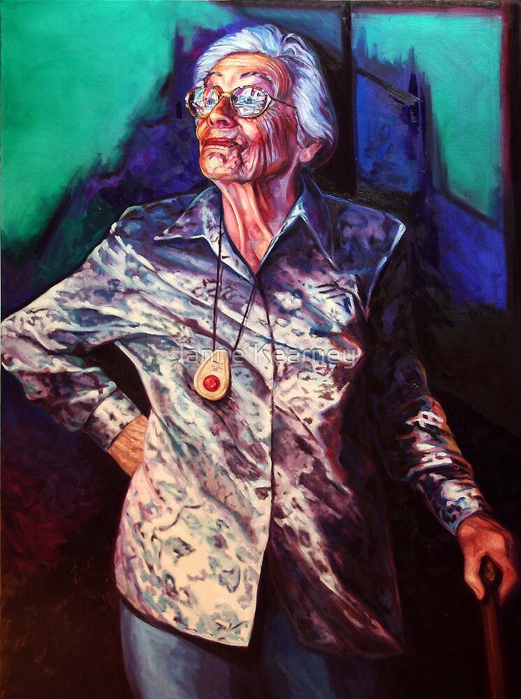 The Great Dame by Janne Kearney