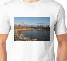 Early Morning Breeze - Lake Ontario, Toronto, Canada Unisex T-Shirt