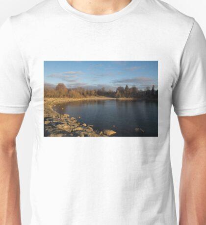Early Morning Breeze - Lake Ontario, Toronto, Canada Unisex T-Shirt